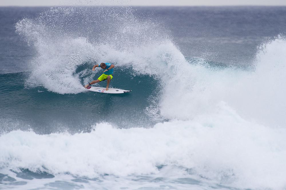Результаты Vans World Cup of Surfing 2012 + Фото