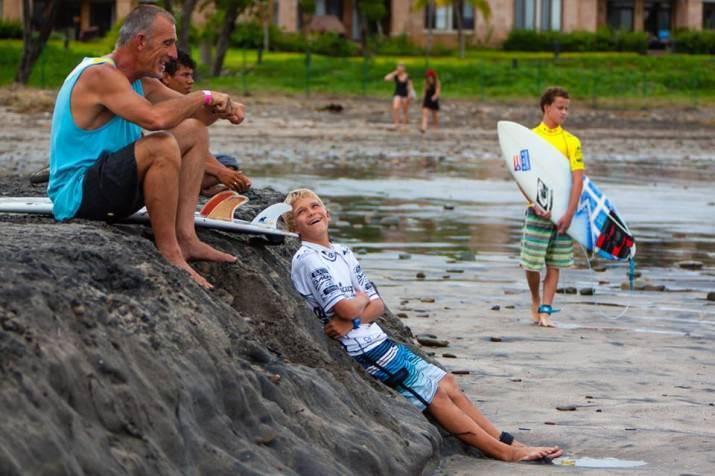 Молодым везде у нас волна!