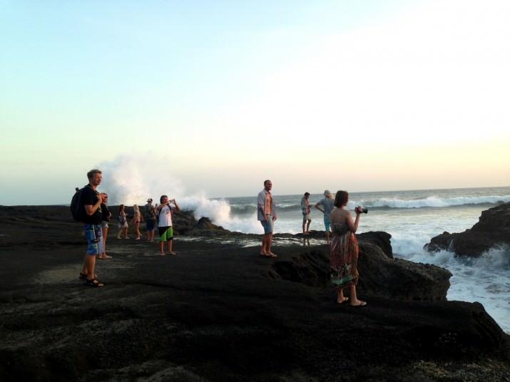 Балиан - скалы