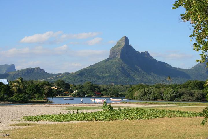 Новый год на Маврикии 2014