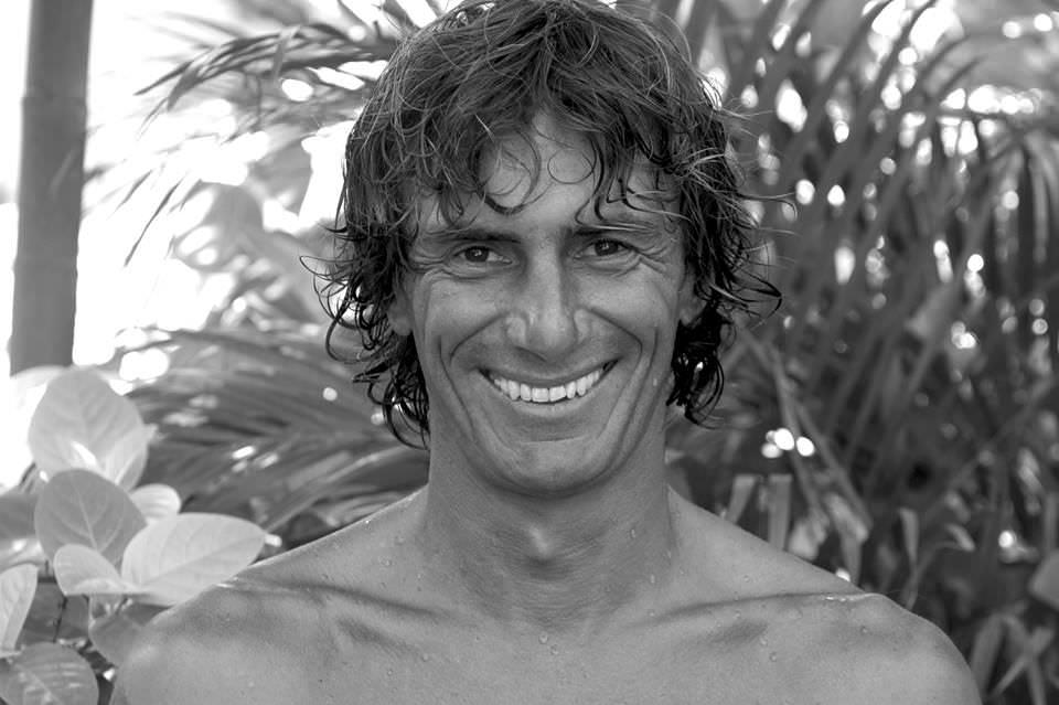 Никита Замеховский, чтения о серфинге и творчестве.