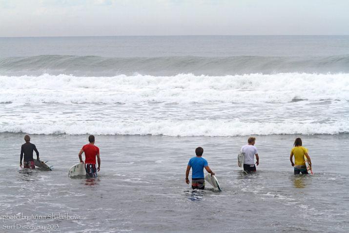 SurfJam первый этап