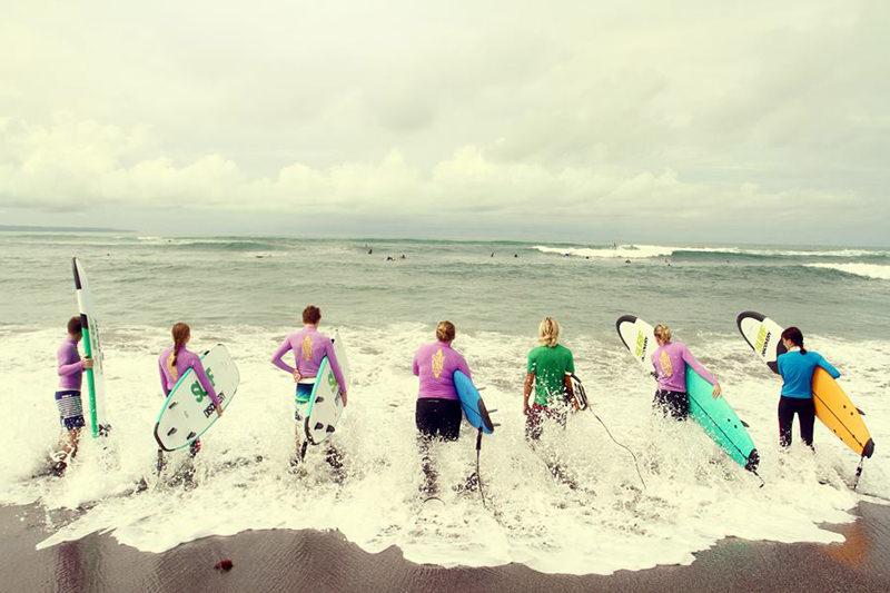 урок серфинга