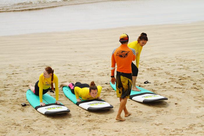 инструктор surf discovery всегда поможет