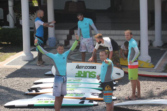 Серфинг Медеви