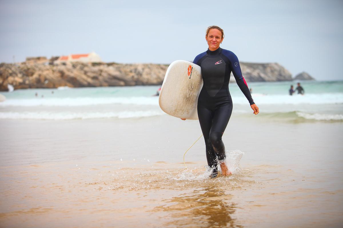 Серфинг в Португалии