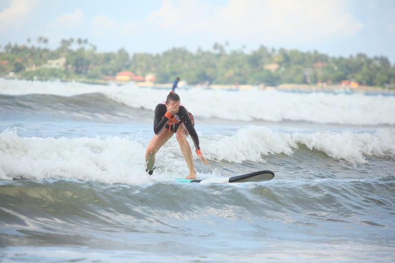 Волны Шри-Ланки