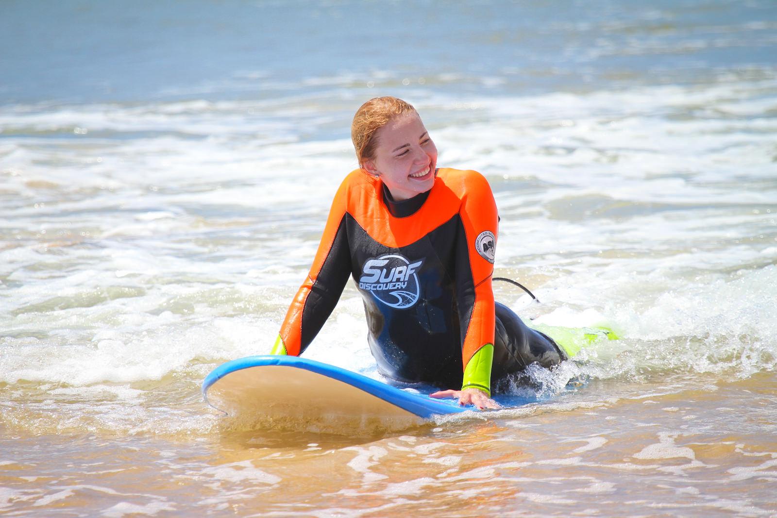 серфинг - это удовольствие!